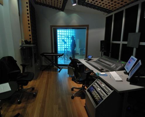 Postproducción de Audio
